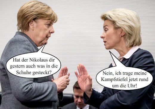 Bundestag stimmt für Kampfeinsatz in Syrien: Von der Leyen in Bereitschaft - SPIEGEL ONLINE - Spam