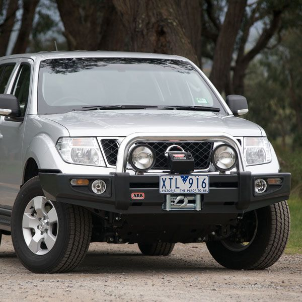 Lifted Jeeps For Sale >> nissan pathfinder arb bumpers | Home » Brand » ARB » Bull ...