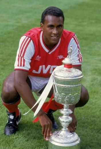 David Rocastle Arsenal (1984-1992) & England