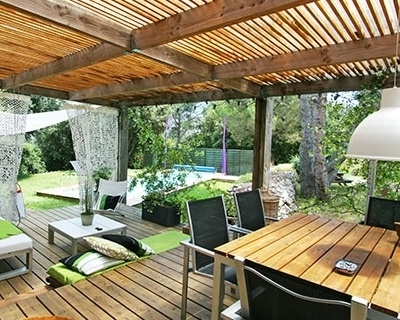 Architecture on pinterest - Comment amenager une terrasse en bois ...