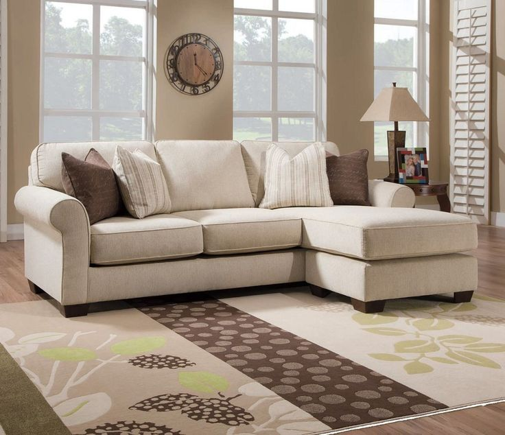 Best 25 small sectional sleeper sofa ideas on pinterest - Comfy couches for small spaces ...