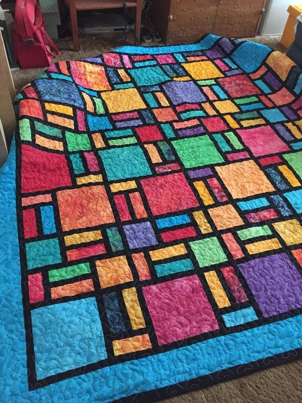 June 8 - Today's Featured Quilts - 24 Blocks
