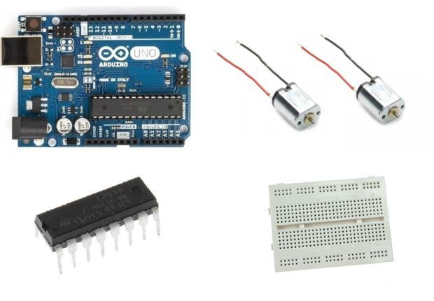 How to use the l d motor driver arduino tutorial