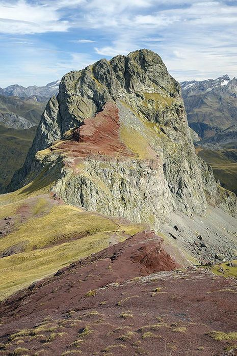 Pico ,Valle de Tena  Huesca  Spain