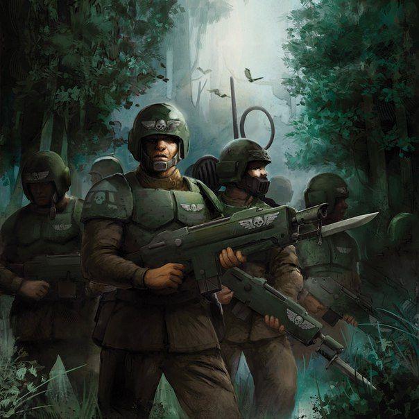 Фотография | 40k | Warhammer 40k, Warhammer imperial guard ...