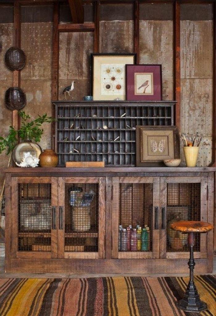 Carolyn Murphy's Painting Studio—in the Garage by Margot Guralnick