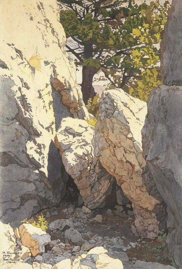 Ivan Bilibin (1876 – 1942, Russia)                                                                                                                                                                                 More