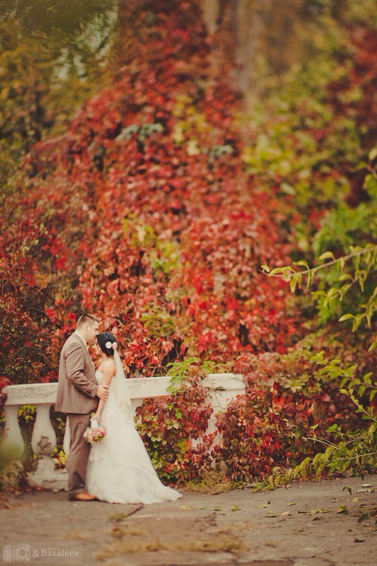 Vintage wedding. Anton & Victoria. Donetsk 2012. Ukraine