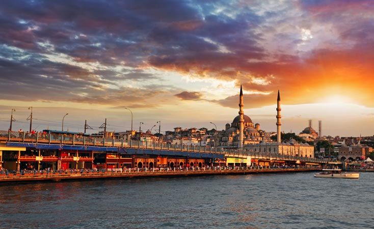Azure Travel - Azure's Turkey Islamic Tour - 7 Nights / 8 Days