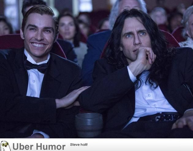 awesome New still of James Franco as Tommy Wiseau and Dave Franco as Greg Sestero from 'The Masterpiece' Check more at https://10ztalk.com/2017/02/12/new-still-of-james-franco-as-tommy-wiseau-and-dave-franco-as-greg-sestero-from-the-masterpiece/