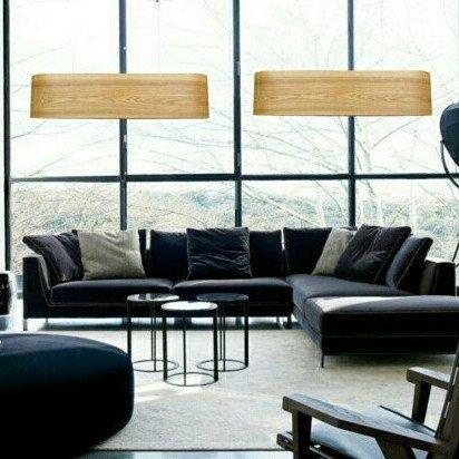 New Collection- Heartwood Ash Pendant Lamps by Sponn Design