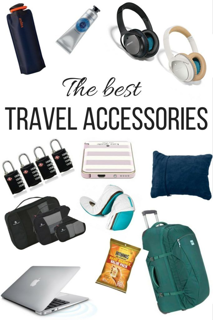 The complete list of Globe Guide's all-time favourite, tried and tested travel accessories, including the best packing gear, health products and electronics.