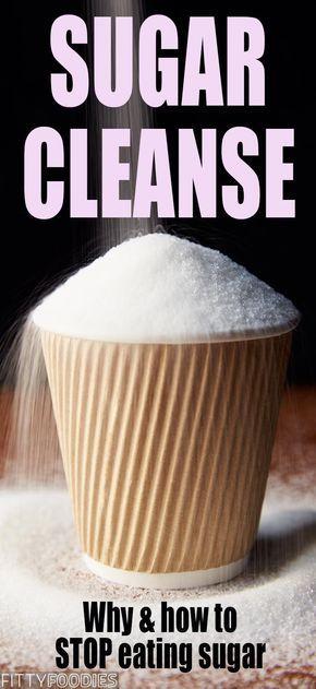 Sugar Cleanse: 5 Reasons Why You Should Stop Eating Sugar