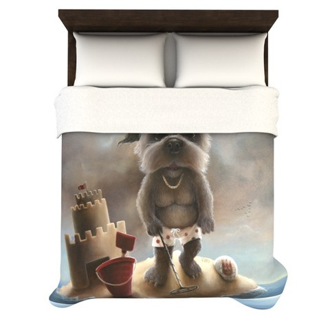 Graham Curran Duvet bed Cover available from kessinhouse.com