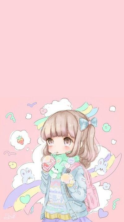 Cute emoji wallpapers for girls