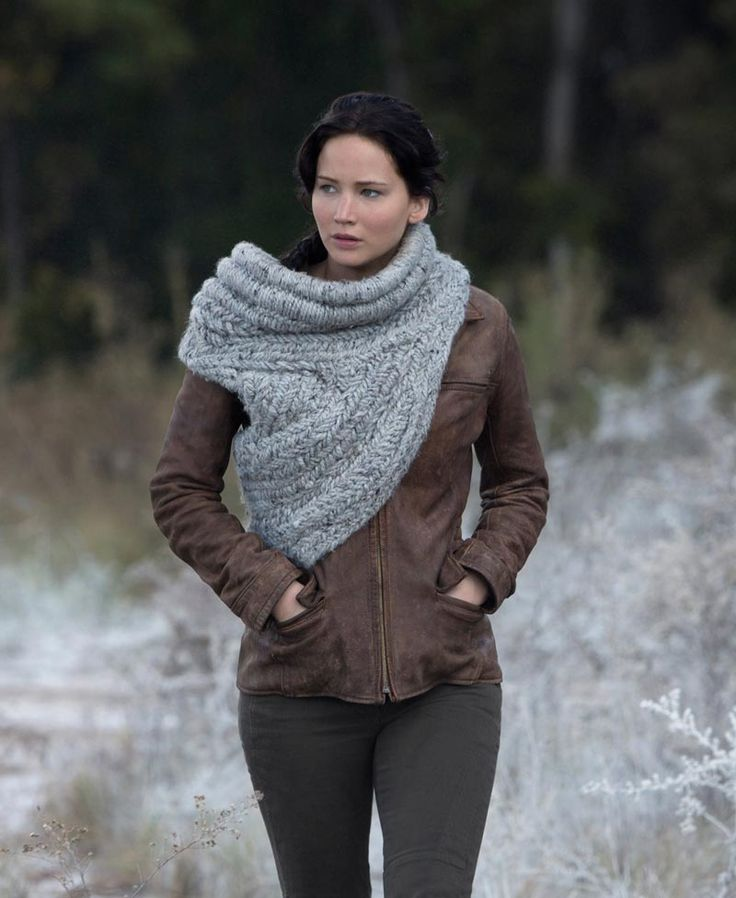 Knitted Sweater In Catching Fire Katniss Everdeen