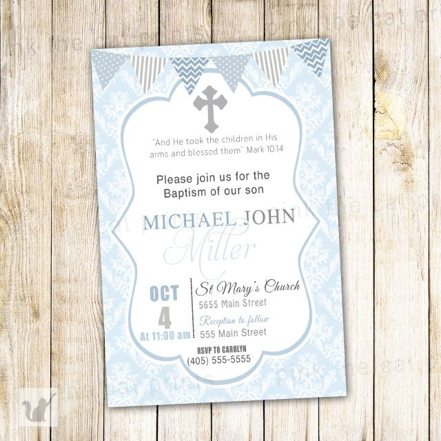 46 best Religious Party Favors images on Pinterest Baptism favors - best of invitation card message for baptism