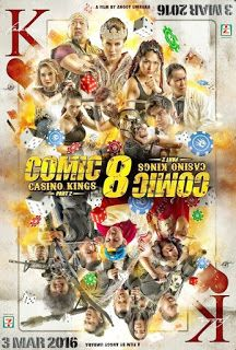 Comic 8 Casino Kings Part 2 2016 Komedi Film Komedi Lucu