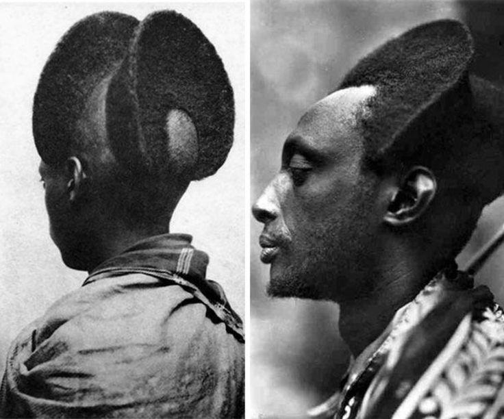 gaya rambut tradisional afrika, epizone
