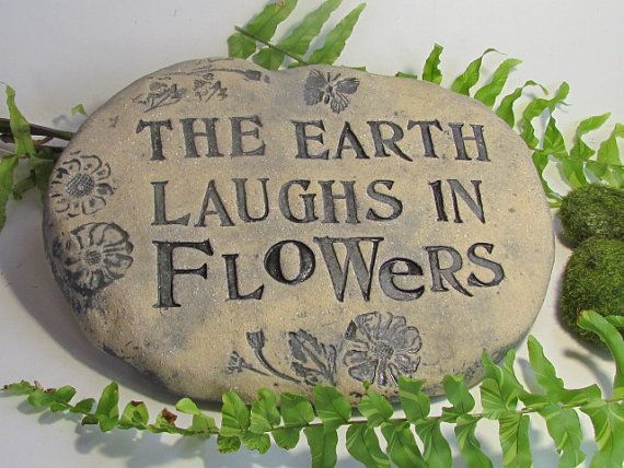 Top 25 ideas about stone sayings on pinterest pets cat for Garden stones with sayings