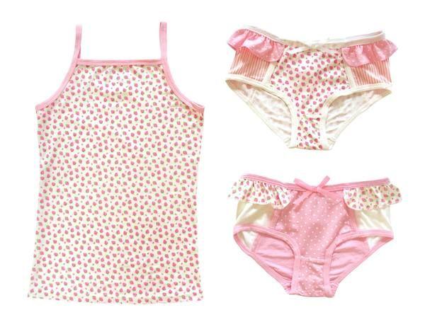 Bluebelle ropa interior para niñas http://www.minimoda.es