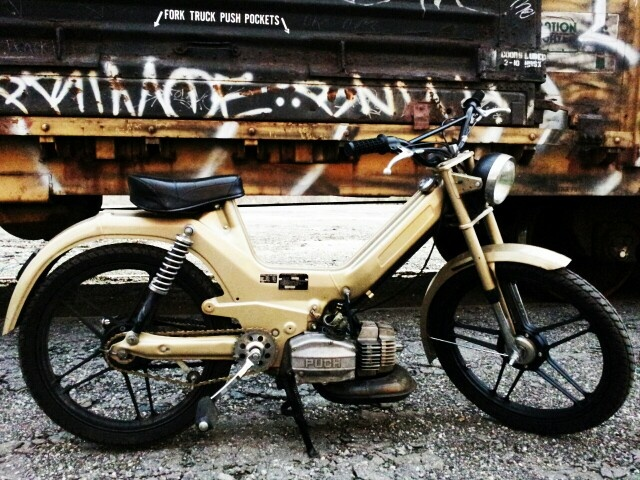 838e8904e831989cced559119c72f8ab collagen puch moped the 25 best puch moped ideas on pinterest 125cc moped, moped  at bakdesigns.co