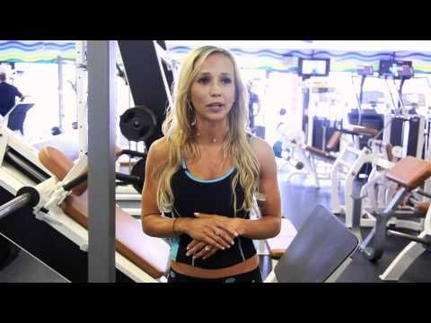 Female Weight Training vs. Cardio Training Video. diet-and-fitness-info