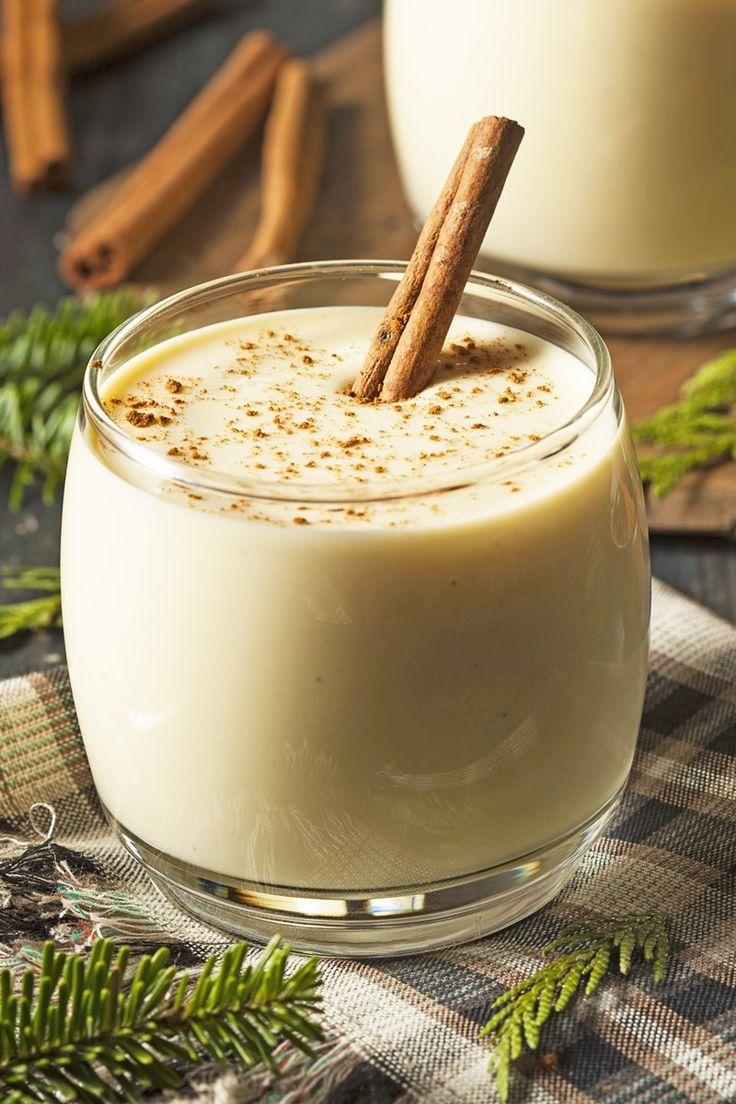 Amazingly Good Holiday Eggnog Recipe with Cloves, Vanilla Extract ...