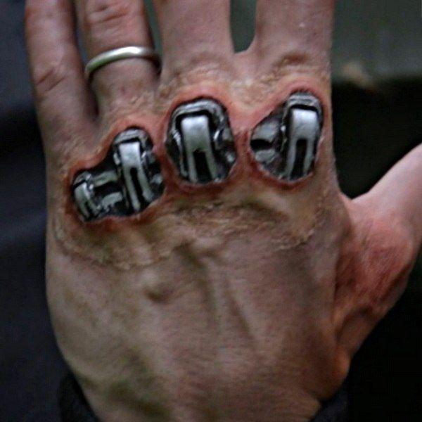 Biomechanical Tattoo                                                                                                                                                                                 More