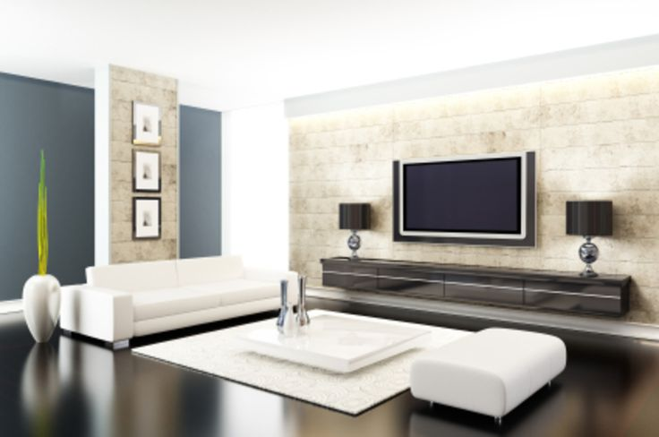 Thinking about decorating your pad in a modern style? Take a look at these ultra hip apartments.