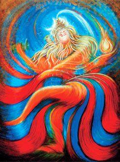 nataraja paintings - Google Search