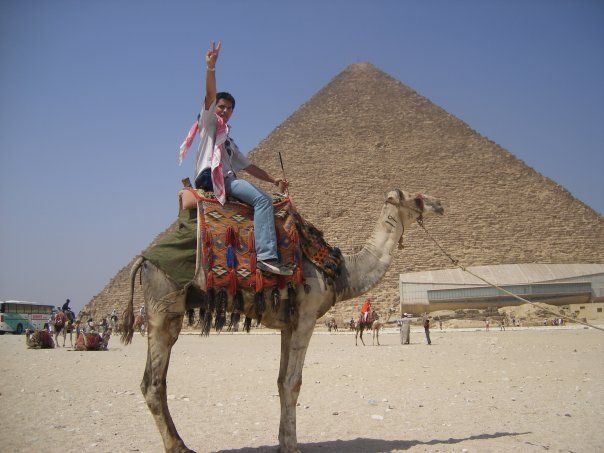 Egyptian version of rent-a-car