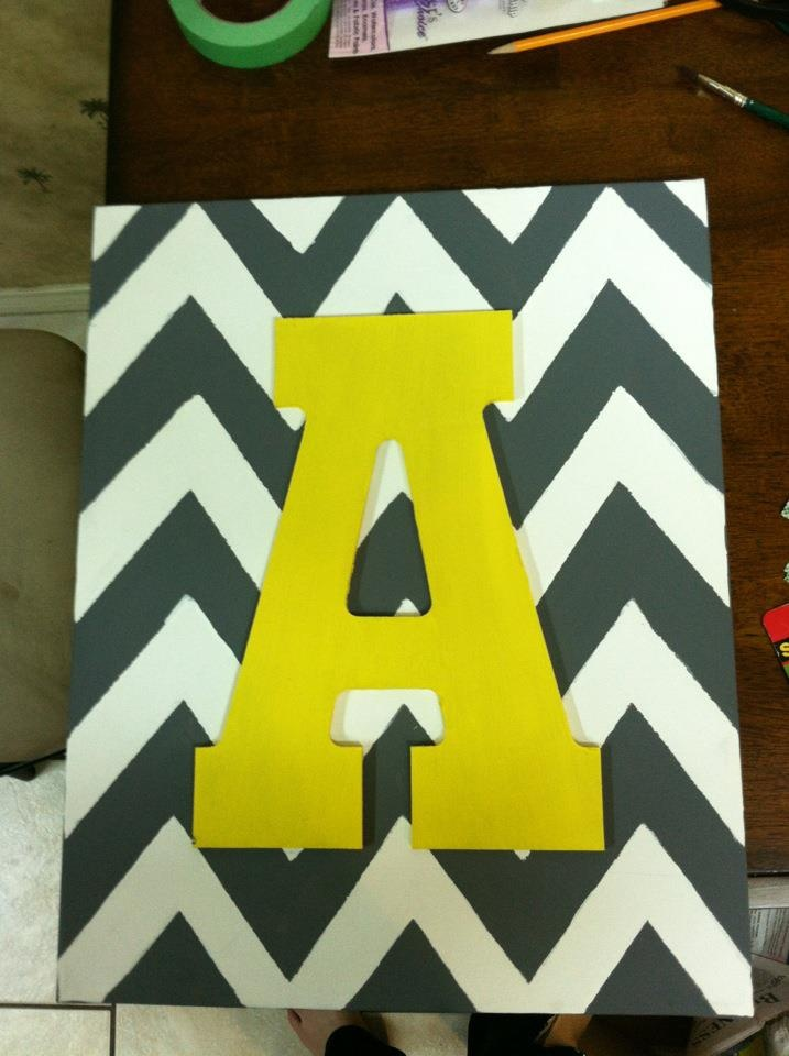 17 best images about wooden letters on pinterest wooden for Wooden letters on canvas