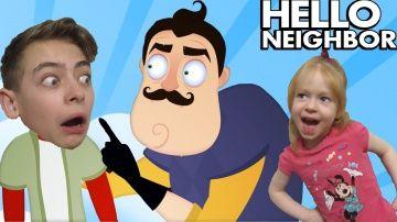 ПРИВЕТ СОСЕД Альфа 2 МЫ НАПУГАЛИ соседа новое прохождение детские страшилки от Hello neighbor http://video-kid.com/20430-privet-sosed-alfa-2-my-napugali-soseda-novoe-prohozhdenie-detskie-strashilki-ot-hello-neighbor.html  ИГРА ПРИВЕТ СОСЕД Альфа 2 МЫ НАПУГАЛИ соседа  новое прохождение детские страшилки Hello neighbor   на детском игровом  канале  Sofia VIDEO GAMES                                           Друзья  всем привет на детском, веселом, канале sofia video games где мы будем вместе с…