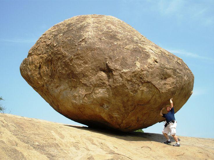 Modern day Sisyphus