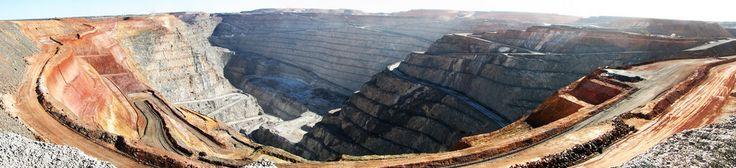 Super Pit, Kalgoorlie, Western Australia.