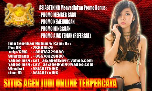 http://asiabetking.org/judi-bola-tangkas-online-yang-tidak-pakai-kunci-id-pemain/  SITUS JUDI POKER MESIN MICKEY MOUSE ONLINE PALING FAIR PLAY AMAN NYAMAN TERPERCAYA - Judi Bola Tangkas Online Yang Tidak Pakai Kunci ID Pemain - Agen Taruhan Bola Tangkas Online Indonesia Suceng Cengli
