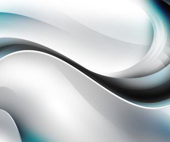 abstract white silver cool black line by bency HD Wallpaper