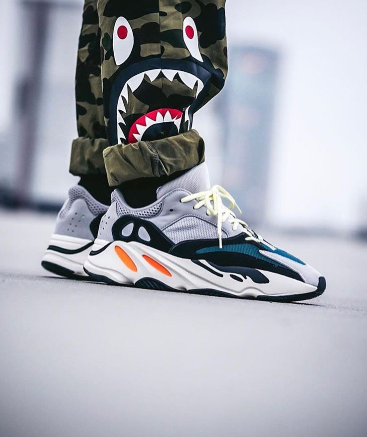 "52 Likes, 4 Comments - Sneaker News • Release Dates (@fashion.sneaks) on Instagram: ""⚡️Adidas Yeezy Boost 700 Runner⚡️"""