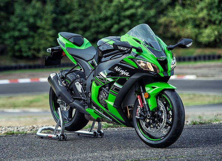 2016 KAWASAKI NINJA ZX-10R ABS KRT EDITION SPECIFICATIONSPOWEREngine4-stroke, 4 cylinder, DOHC, 4-valve, Liquid-cooledDisplacement998 ccBore x Stroke76.0 x 55.0 mmCompression ratio13.0:1Fuel System…