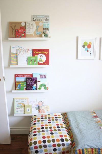 Deliziose librerie per bambini low cost