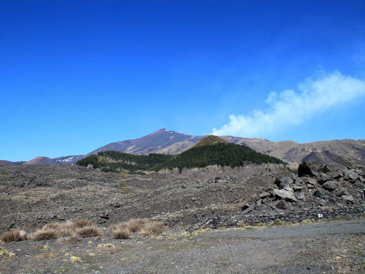 como visitar o vulcão Etna