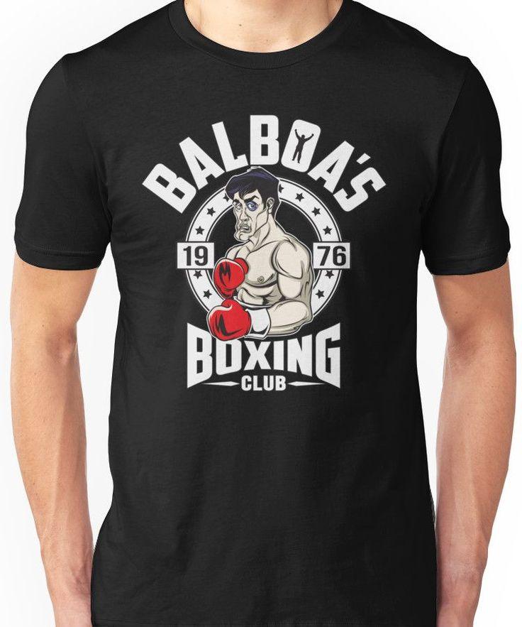 Balboa's Boxing Club Unisex T-Shirt