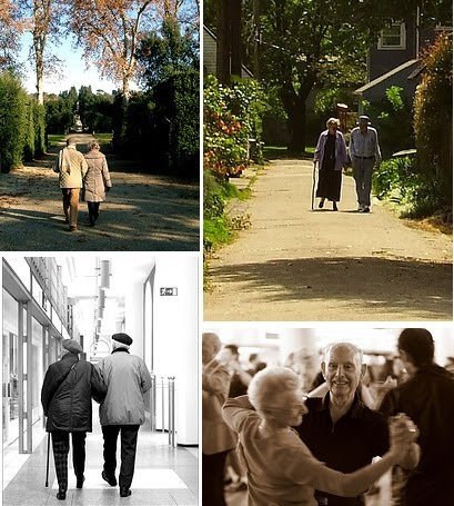 Let's Grow Old Together...   The Dating Divas  How to stay in the newlywed phase forever!