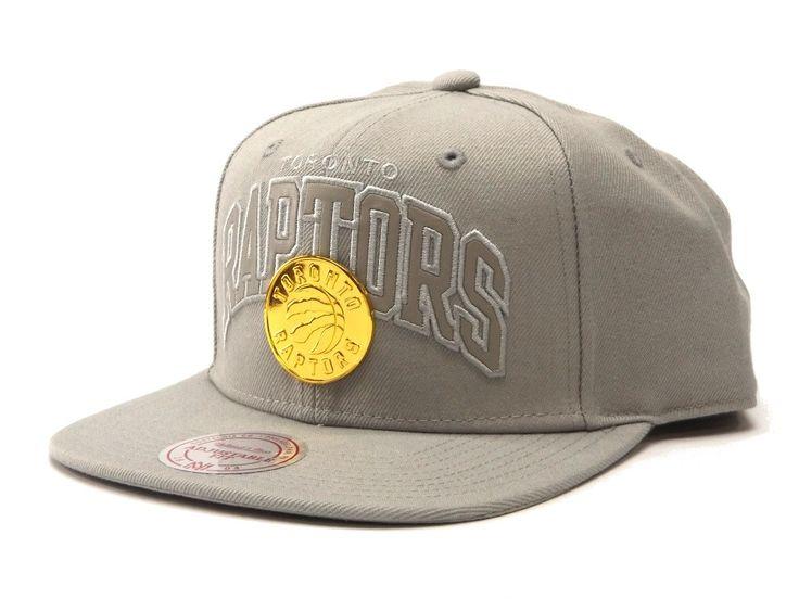 Mitchell & Ness Lux Arch Snapback Raptors - Grey / Gold – West Brothers #mitchellandness #mitchellness #nba #raptors #toronto