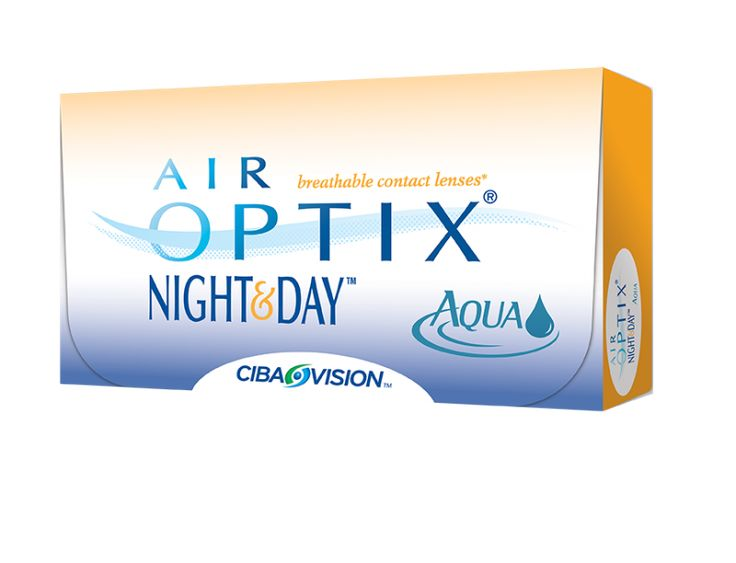 Air Optix Night & Day (Συσκευασία 6 Μηνιαίων Φακοί Ημέρας - Νύχτας) http://www.alfalens.gr/product/234/optix-night-syskeyasia-mhniaiwn-fakoi.html