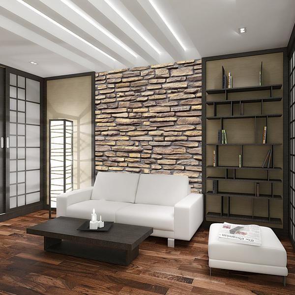 Carta da parati - Stone - stylish design