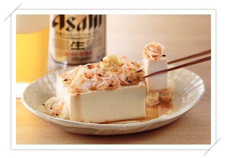 超カンタンなお酒のアテネタ 豆腐だらけのおつまみ50選!| おつまみレシピ | アサヒビール