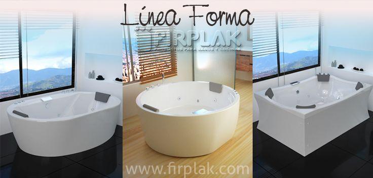 #Hidromasajes portables, que resaltan por su diseño limpio y elegante, conoce sobre sus cualidades y entra a www.firplak.com