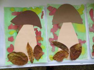 Mushroom craft idea for kids | Crafts and Worksheets for Preschool,Toddler and Kindergarten